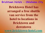 bricktown hotels oklahoma city9