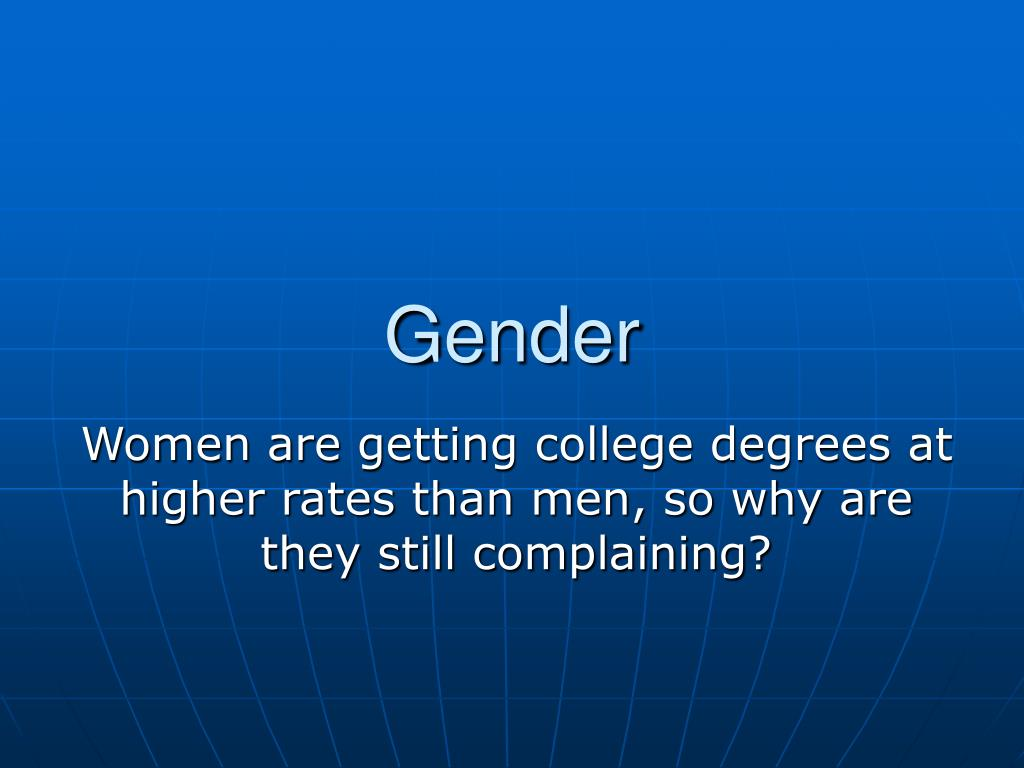 gender l.