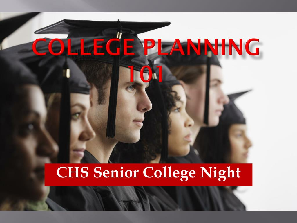 college planning 101 l.