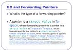 gc and forwarding pointers3