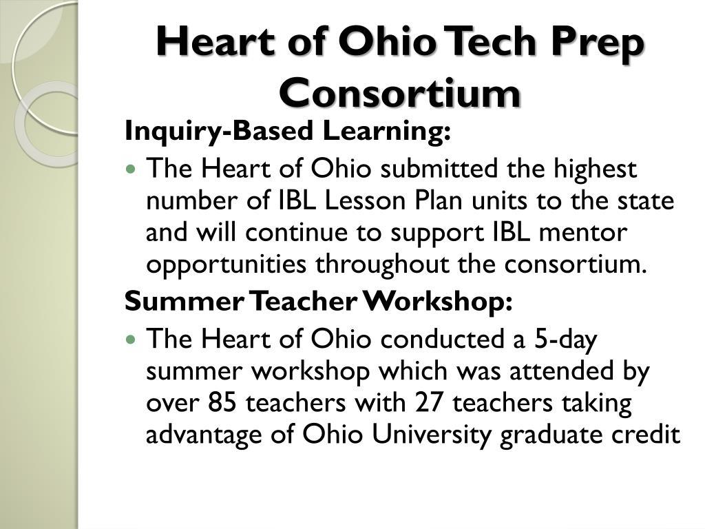 Heart of Ohio Tech Prep