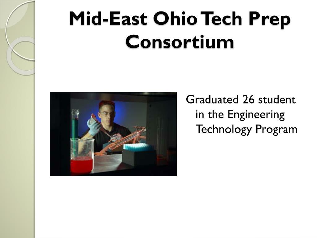 Mid-East Ohio Tech Prep Consortium