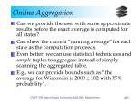 online aggregation35