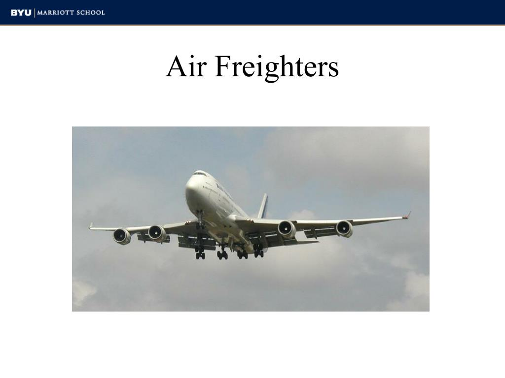 Air Freighters