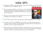 india bpo