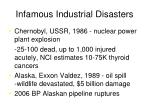 infamous industrial disasters91