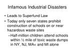 infamous industrial disasters96