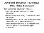 advanced extraction techniques solid phase extraction3