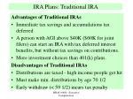 ira plans traditional ira11