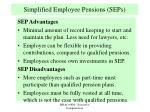 simplified employee pensions seps16