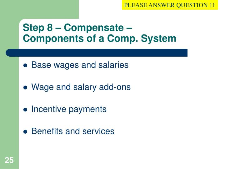 PLEASE ANSWER QUESTION 11