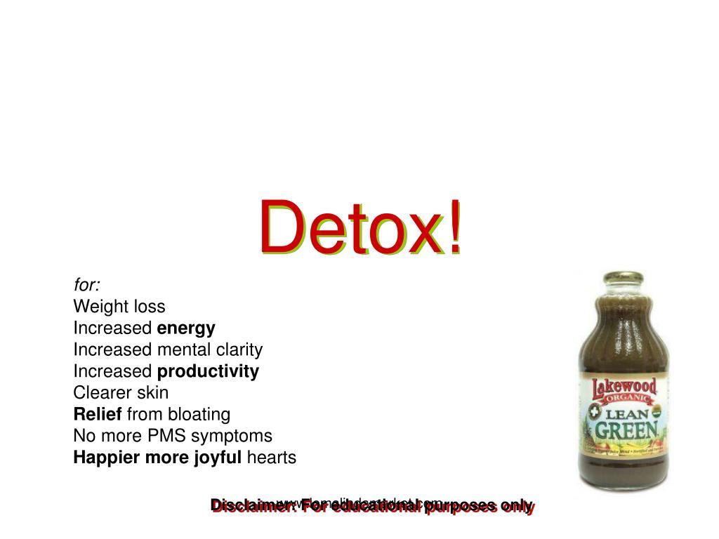 detox l.