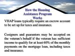 how the housing assistance program works25