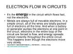 electron flow in circuits4