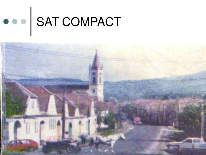 SAT COMPACT