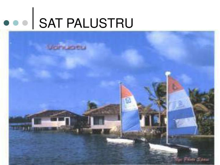 SAT PALUSTRU