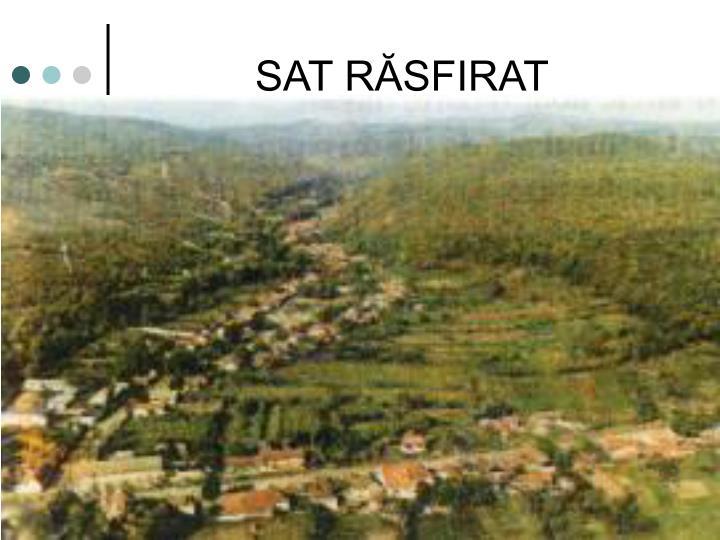 SAT RĂSFIRAT
