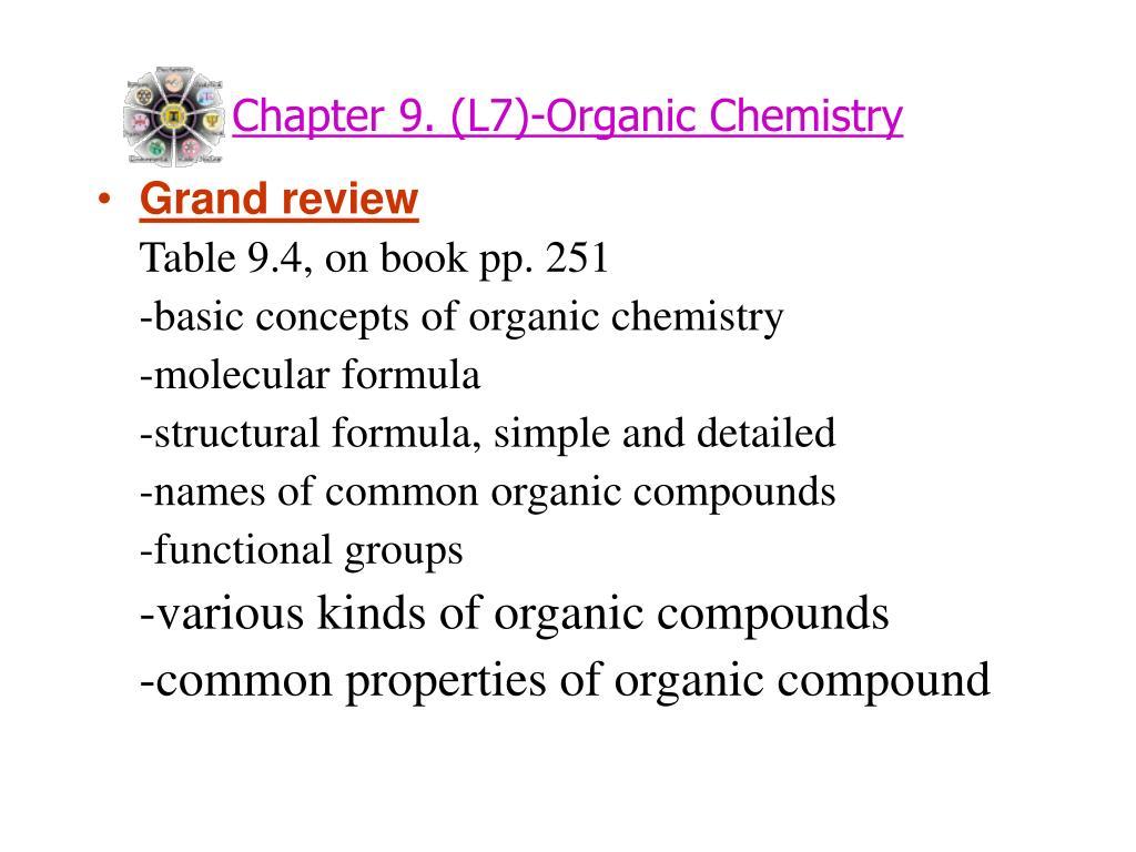 PPT - Department of Chemistry CHEM1020 General Chemistry