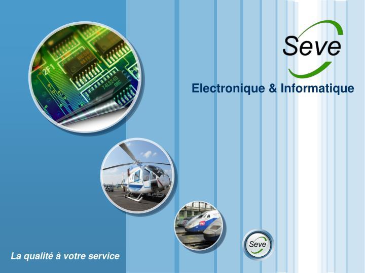 Electronique & Informatique