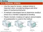 6 11 residual stress