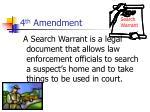 4 th amendment14
