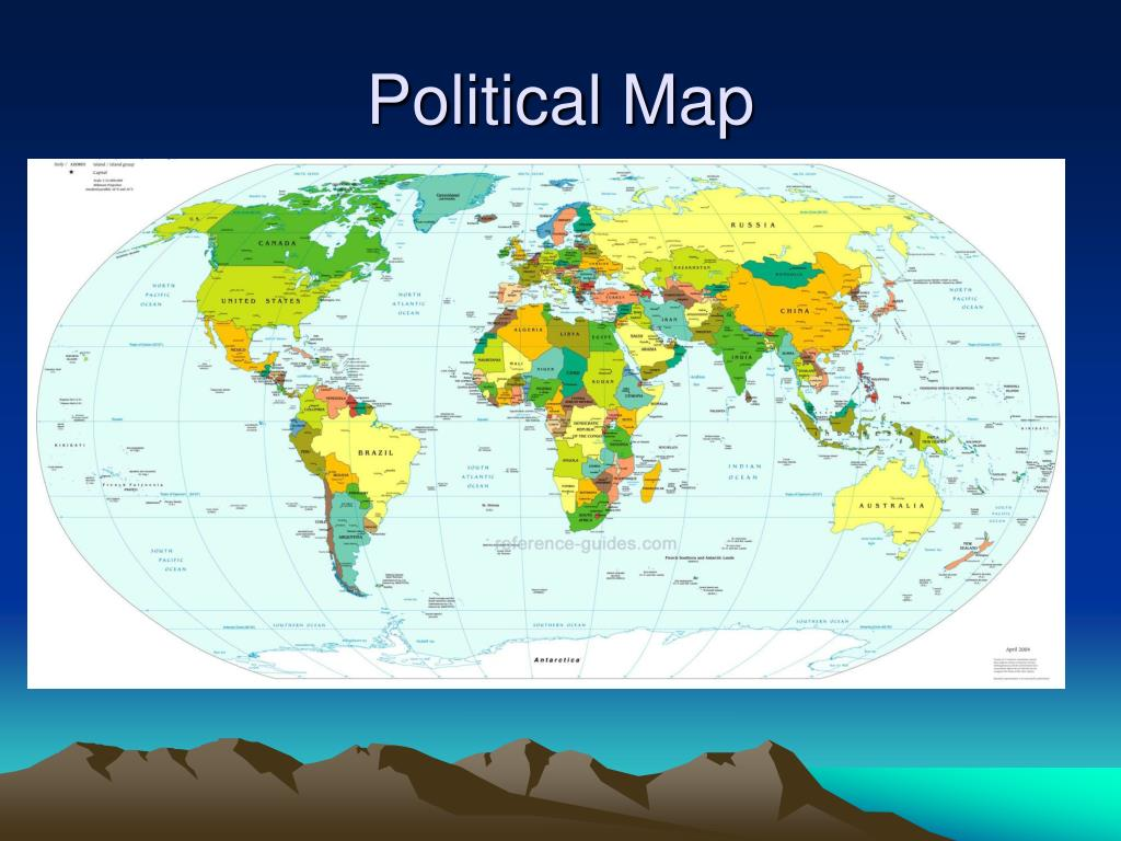 PPT - Introduction to Maps PowerPoint Presentation, free ...