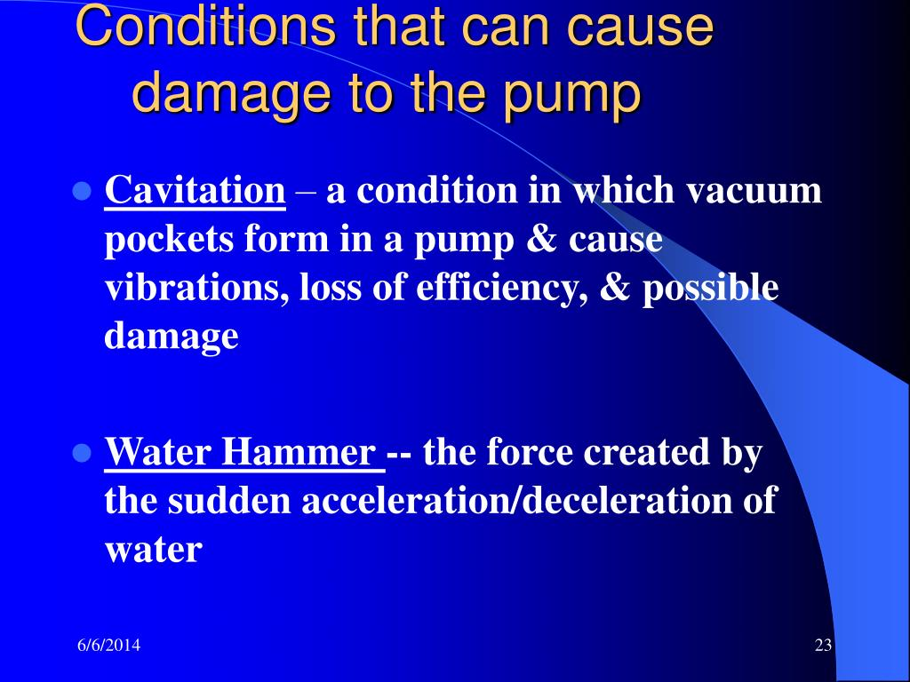 PPT - Fire Pump Theory PowerPoint Presentation - ID:1159597