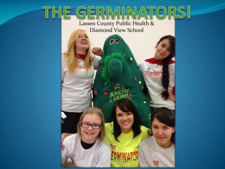 the germinators