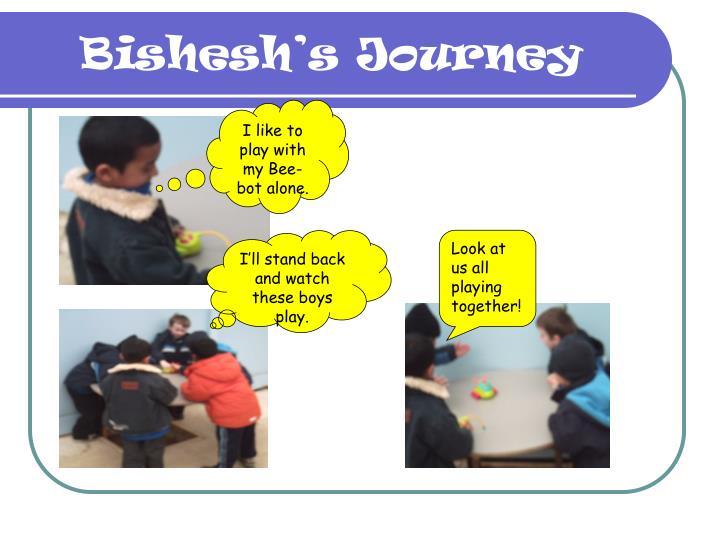 Bishesh's Journey
