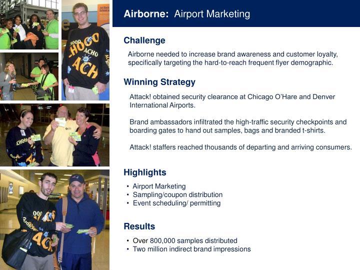 Airborne: