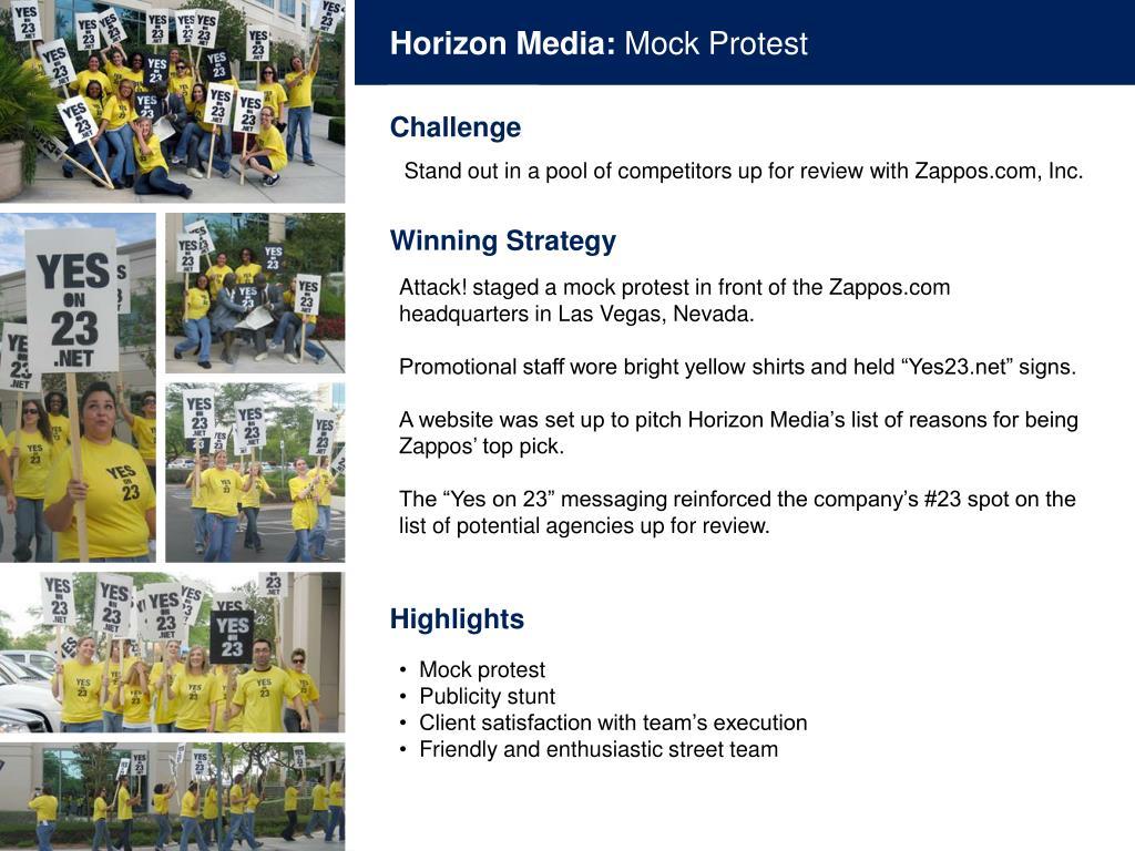 Horizon Media: