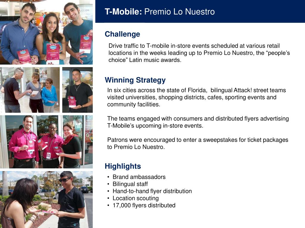 T-Mobile: