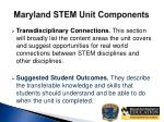 maryland stem unit components4