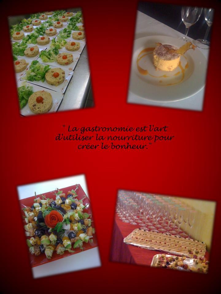 """"""" La gastronomie est l'art"""