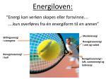 energiloven
