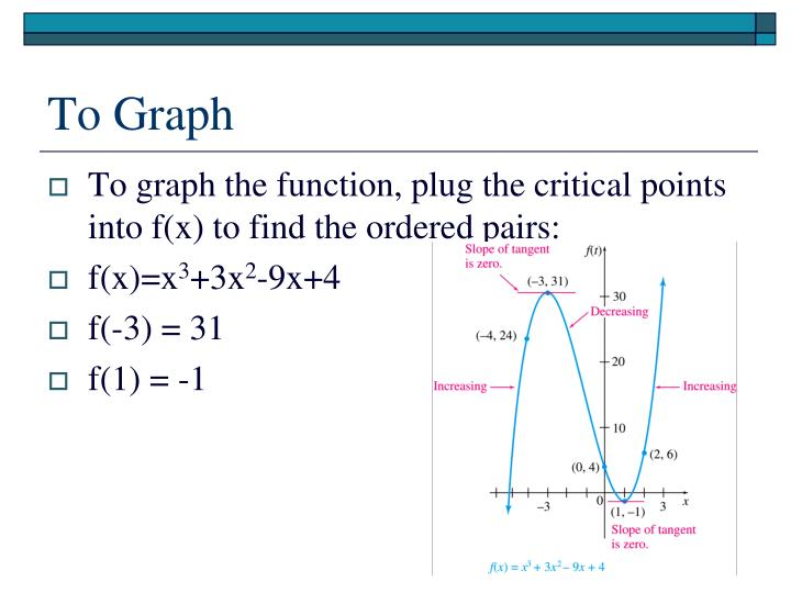 To Graph