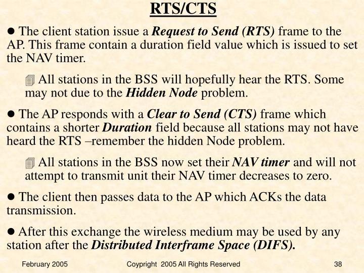 RTS/CTS