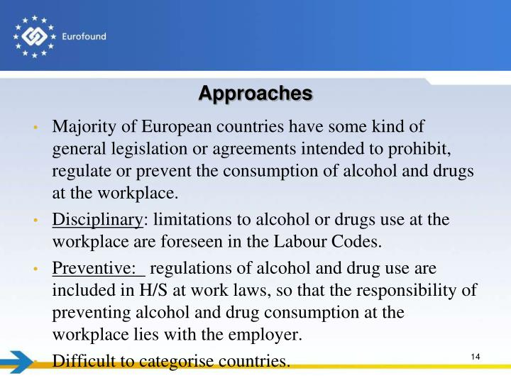 alcohol and the workplace essay Occasional papers may include an informed perspective on a timely policy issue, a discussion of new research methodologies, essays, a paper presented at a conference, a conference summary, or a summary of work in progress.