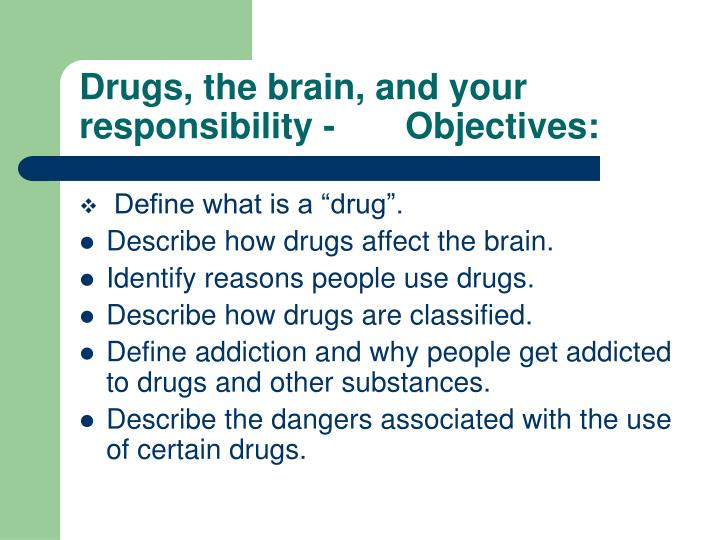 the effects of certain drugs What you need to know about drugs but some states allow doctors to recommend it to adults for certain illnesses) why are illegal drugs when the effects of.