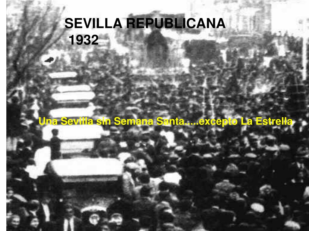 SEVILLA REPUBLICANA
