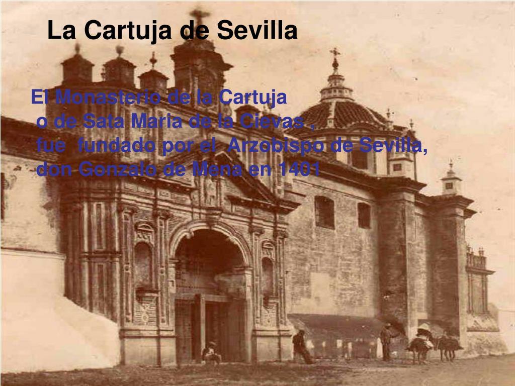 La Cartuja de Sevilla