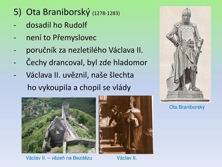 Ota Braniborský