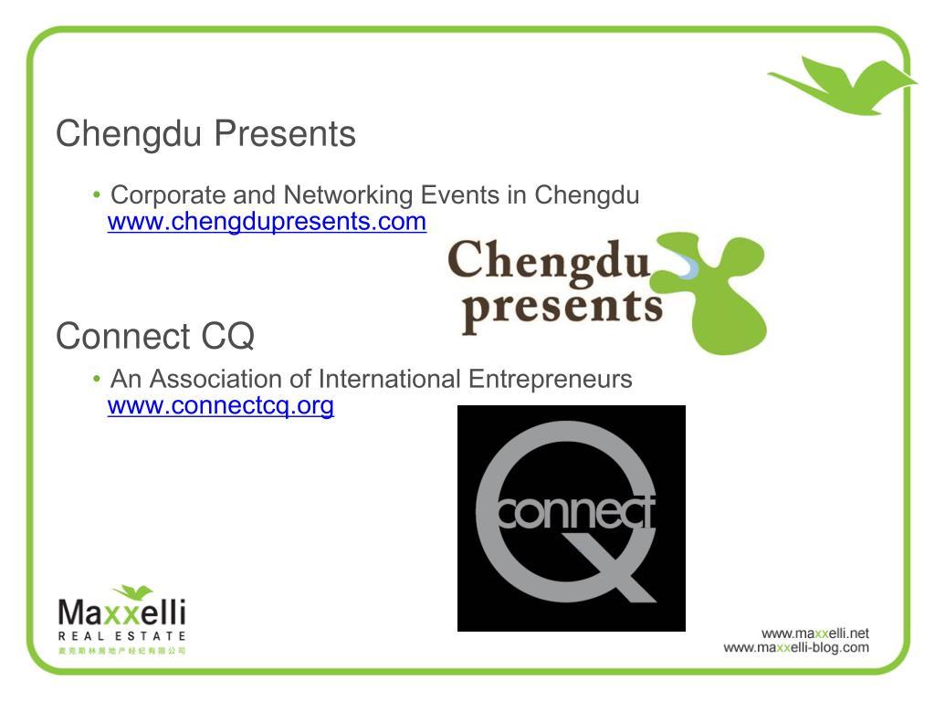 Chengdu Presents