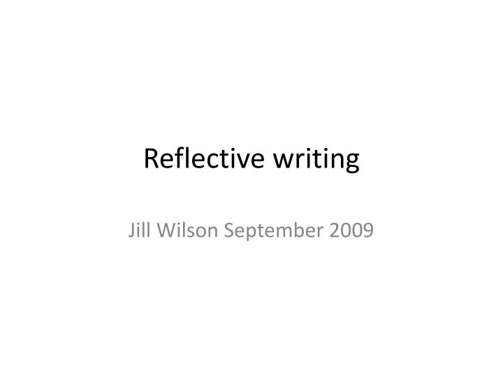 writing a reflective essay in midwifery (this is not a reflective essay based on what has meeting professional requirements set by the nursing and midwifery resources/academic-writing/essay.
