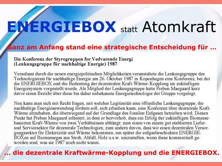 ENERGIEBOX