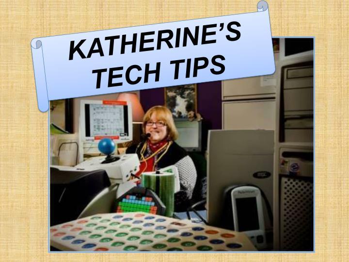 KATHERINE'S