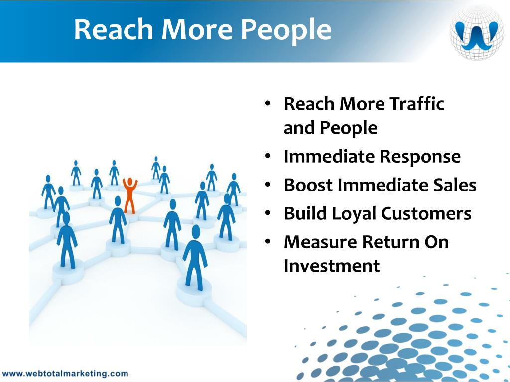 Reach More People