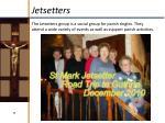 jetsetters