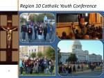 region 10 catholic youth conference