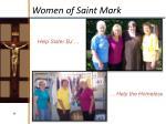 women of saint mark1